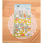 Alpaca & Sheep  Scrapbook Sheets - Stickers